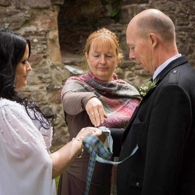 Celtic Wedding Vows and Handfasting