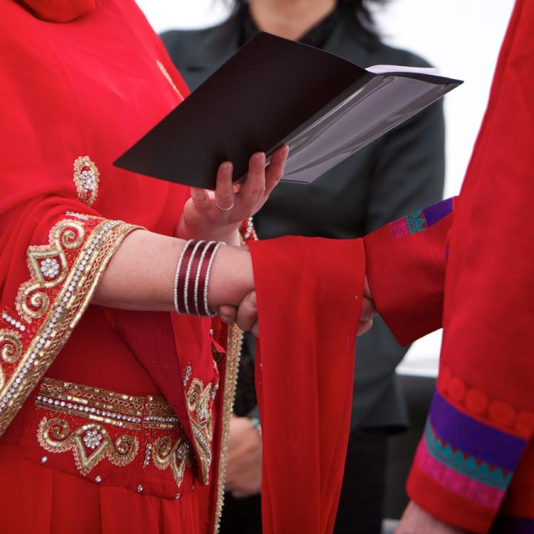 Handfasting The Red Wedding