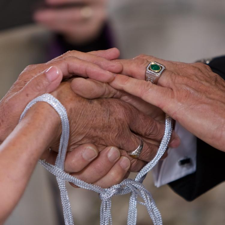 Celtic Knot Handfasting