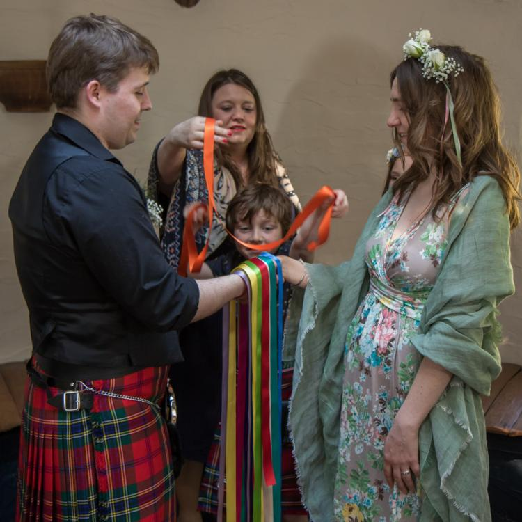 Family Handfasting